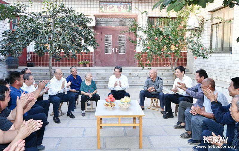 王东峰深入一线调研指导第二批主题教育