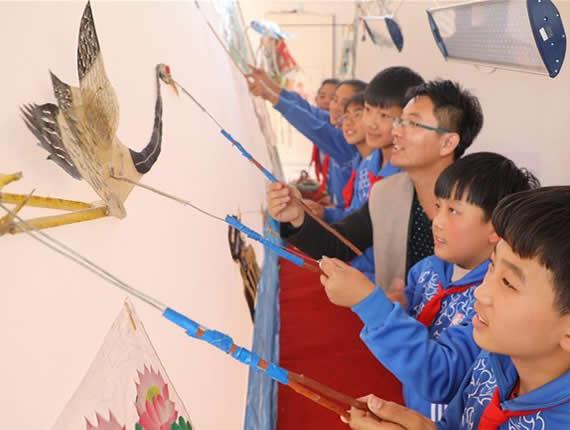 河北丰润:民俗传统文化进校园