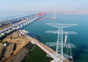 懷來建設京張奧運綠色電力廊道施工忙
