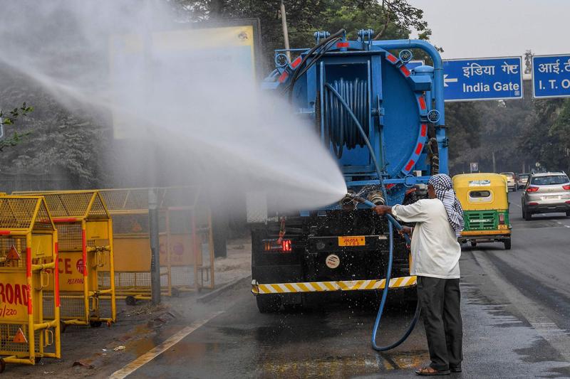 印度空气污染严重