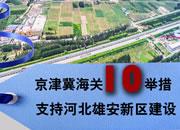 京津冀海關簽署《合作備忘錄》