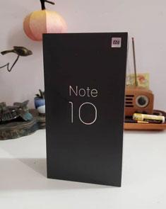 小米Note10系列