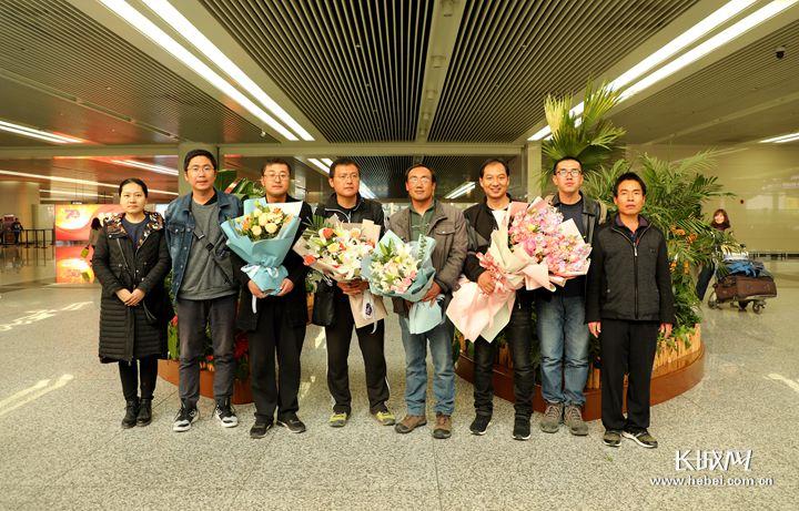 人回来了,心还在雪域高原<br>河北省第六期短期援藏干部顺利回冀