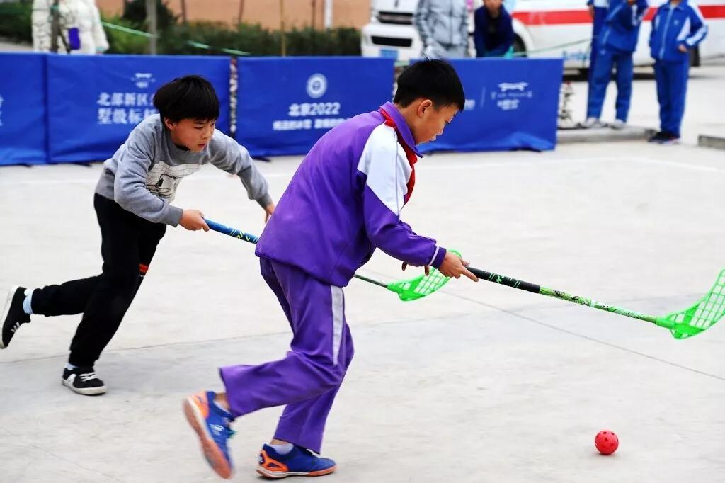 峰峰礦區舉辦首屆冰雪運動會
