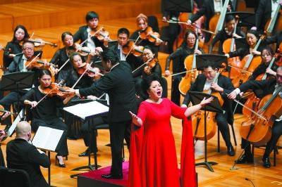 交响套曲《我的祖国》满满中国风
