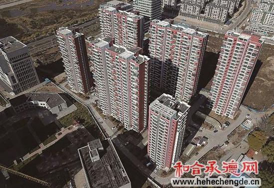 """双滦区78户困难群众圆了""""安居梦"""""""