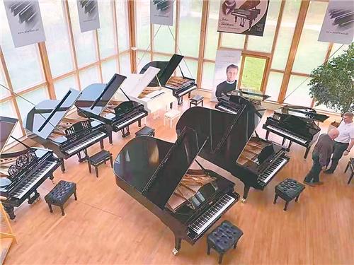 """德國國際樂器展奏響衡水的""""音樂之聲"""""""