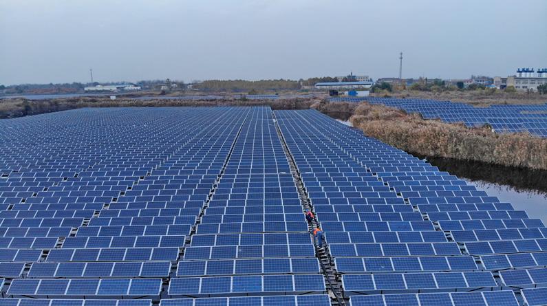 河北光伏发电装机容量突破1360万千瓦