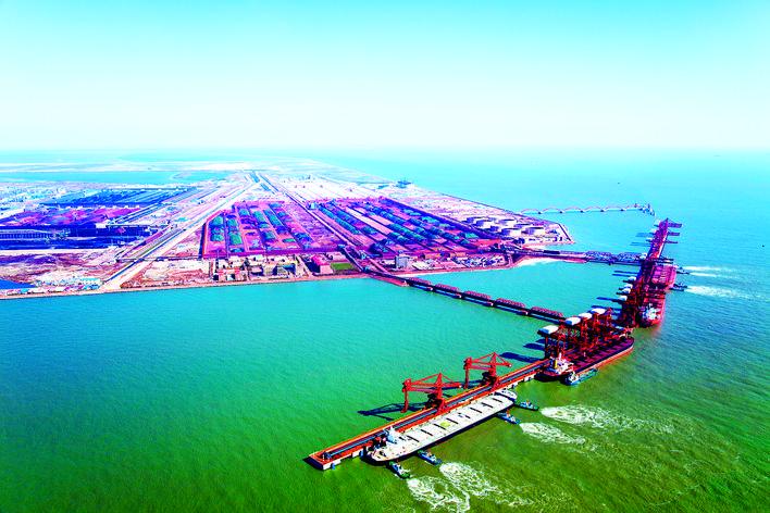 曹妃甸港区货物吞吐量2.61亿吨 同比增长3.2%