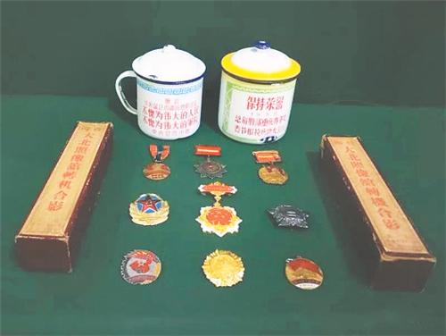 安平籍百岁老军人张春林:一生荣誉捐家乡