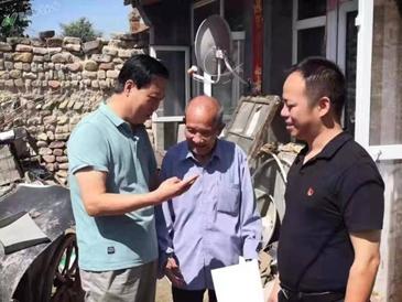 陈涛:为民办实事,做党和人民满意的好干部