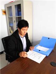 刘凯 承德市宽城满族自治县农产品质量监督检测中心主任