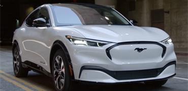 福特首款纯电SUV Mustang Mach-E发布
