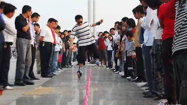 """【大众冰雪之星】刘晓毅:让所有承德人都""""溜""""起来"""
