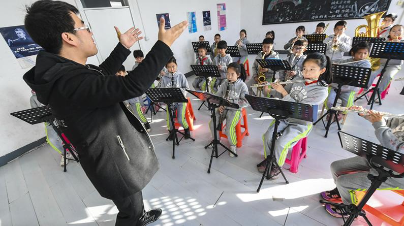 河北武强:乐器产业与音乐教育融合发展