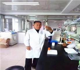 杜宝明 沧州市农产品质量检验监测中心主任
