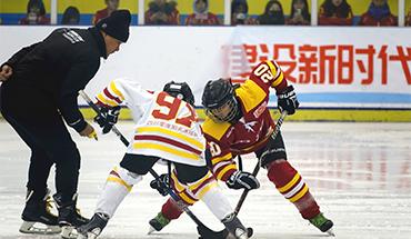 秦皇岛市首届冰雪运动会正式开幕