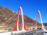 冬奥景观扮靓延崇高速 路通民富拉近京张距离