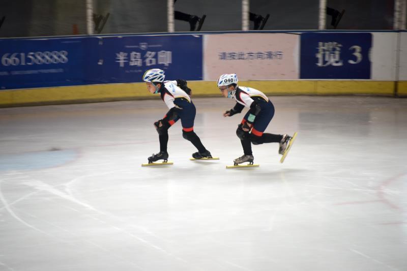 2019年石家庄市长安区首届冰雪运动会开幕