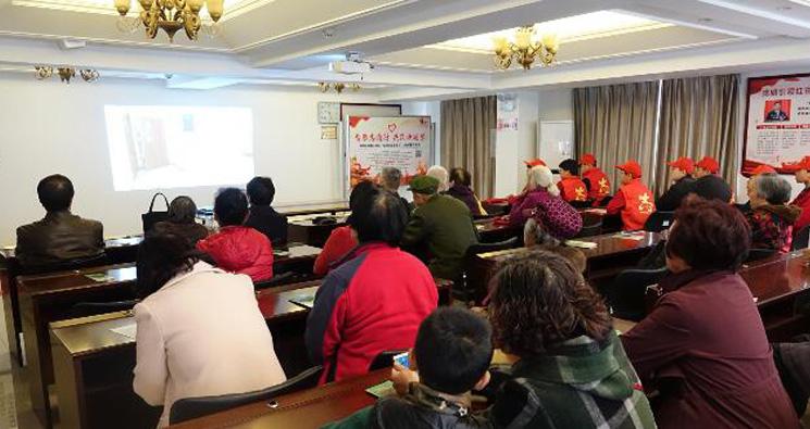 无偿献血健康宣传教育进社区活动在石家庄盛邦花园举行