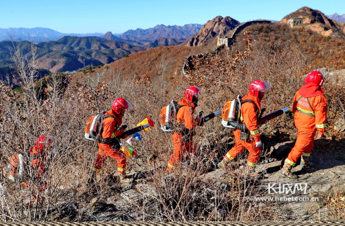 秦皇岛:加强森林防火巡查 确保森林防火安全