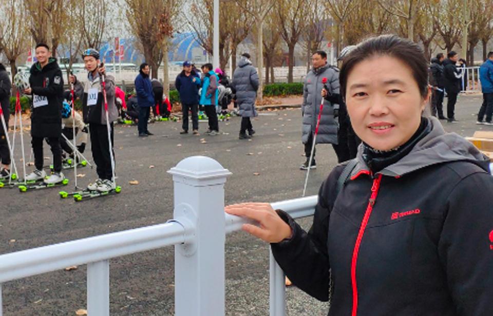 【大众冰雪之星】祖秋颖:让冰雪运动点亮学生未来