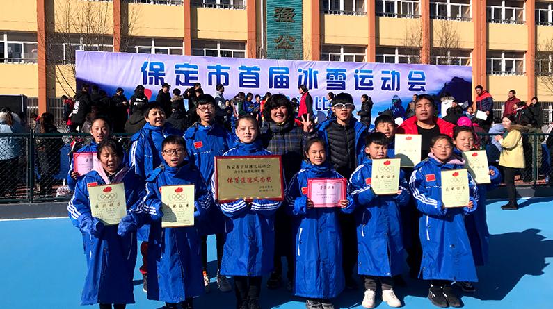 """【大众冰雪之星】李秋红:带领乡村学生踏上""""冰雪之旅"""""""