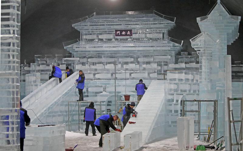 韓國籌備山川魚慶典
