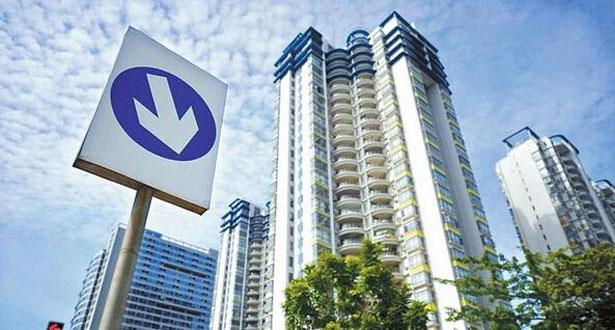 房价环比下跌城市再增8个 三四线面临较大调整压力