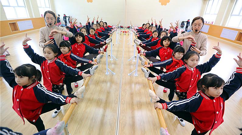 河北衡水城区小学免费开展课后托管
