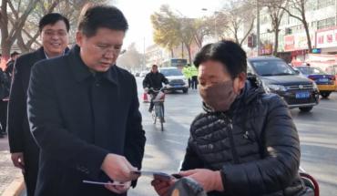 辛集开展2019年国家宪法日系列宣传活动