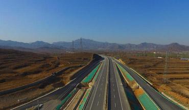 工程全力冲刺 石家庄将再添一条新高速