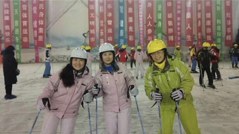 【大众冰雪之星】郝娇慧:为山区孩子播撒冰雪运动的种子