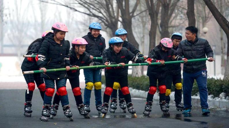 【大众冰雪之星】 刘立:用爱照亮残疾孩子的冰雪之路