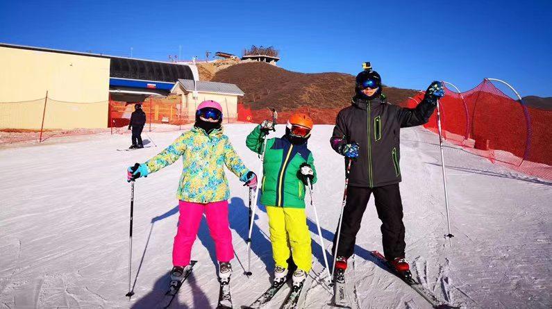 【大眾冰雪之星】馬菁男:追逐冰雪腳步 滑向全世界