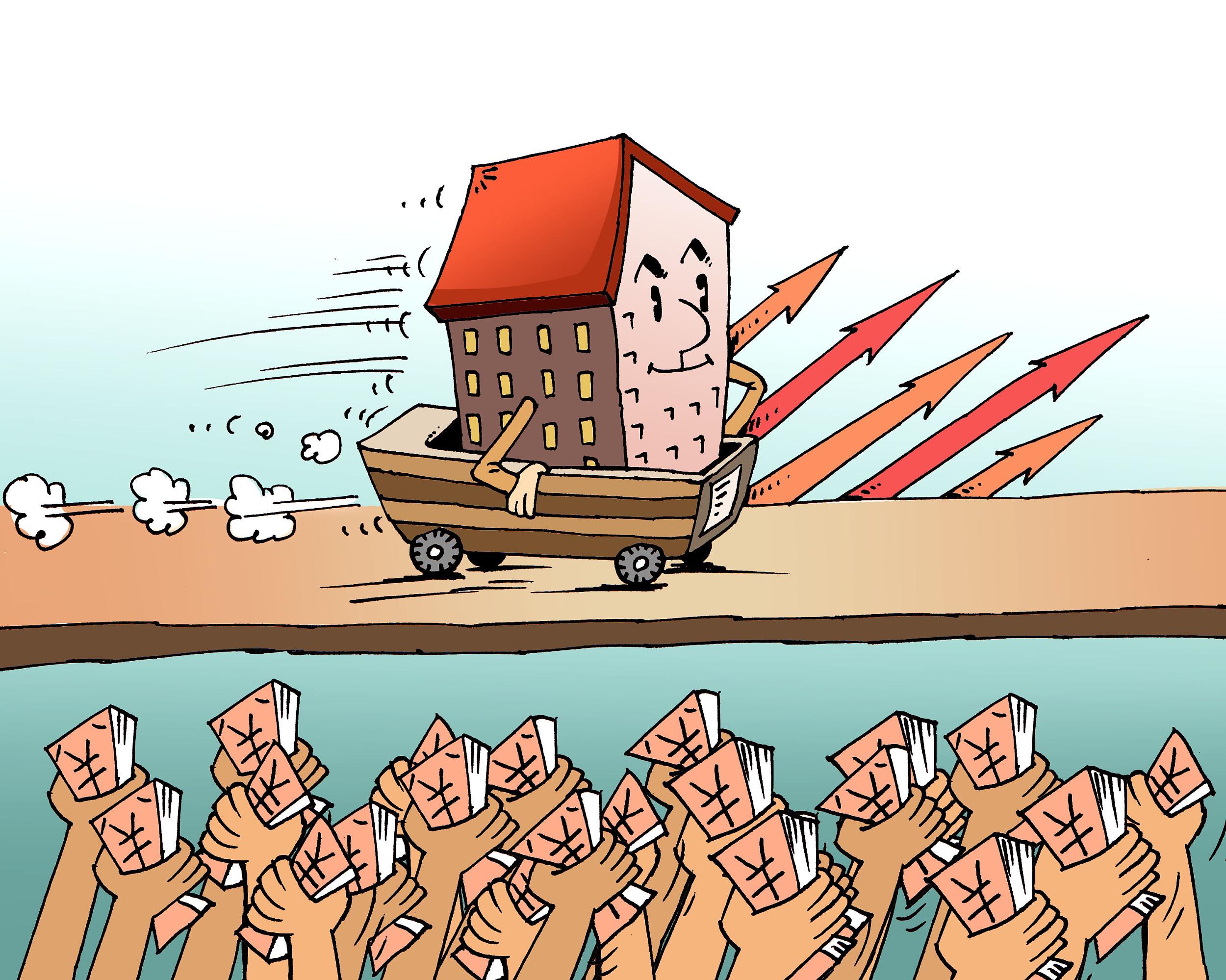 住宅市场后续持续看好一二线