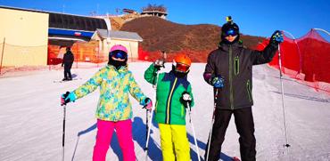 【大众冰雪之星】马菁男:追逐冰雪脚步滑向世界