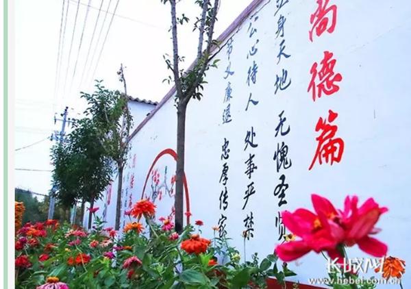 """磁县人居环境整治 刷新乡村""""颜值"""""""