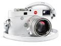 太好看了 徕卡M10白色限量版相机外观曝光