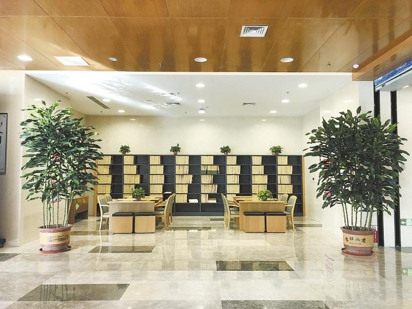 衡水市图书馆全面开放