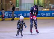 冬季滑冰 安全牢記在心間