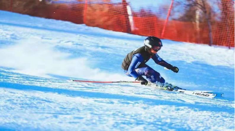 【大眾冰雪之星】劉帥:飛翔在無聲世界里的滑雪少年