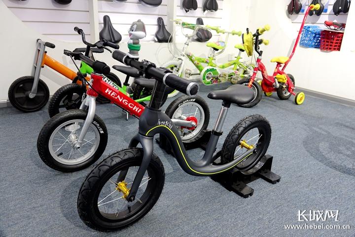 平乡:小小自行车跑上发展快速路