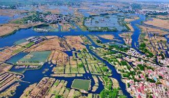 河北雄安新區已有67個重點項目開工建設