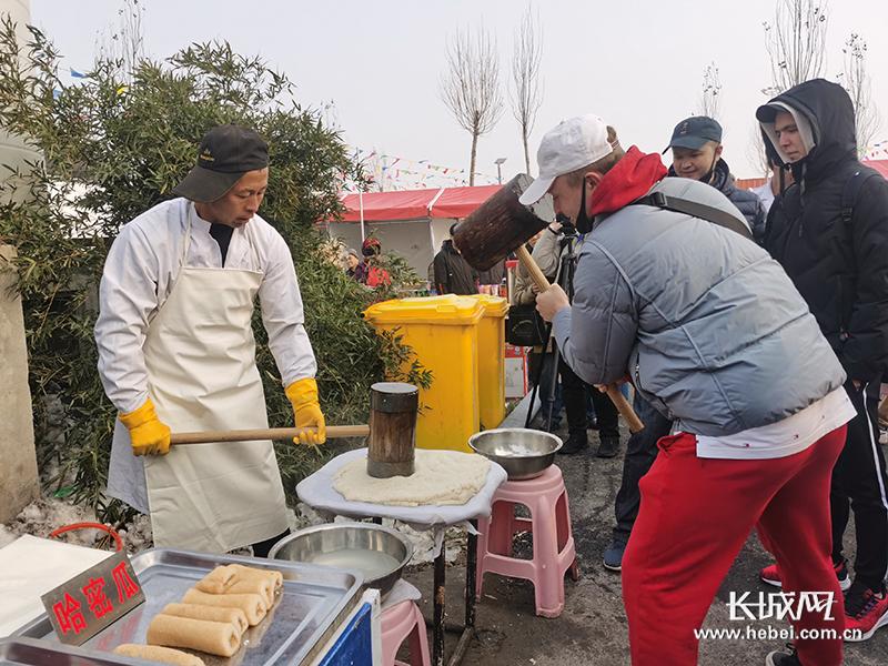 春节来正定国际风情节庙会 年味十足!