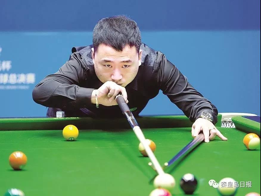 第八届中式台球国际大师赛决出全球总冠军