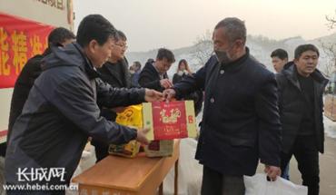 【新春走基层】临城民企反哺乡村 赋能精准扶贫