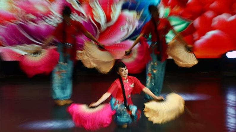 2020埃及中国春节晚会在开罗举行
