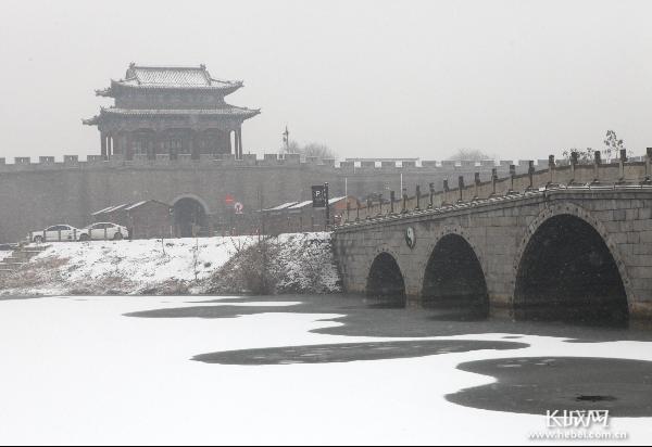 【图】河北永年:瑞雪迎新春