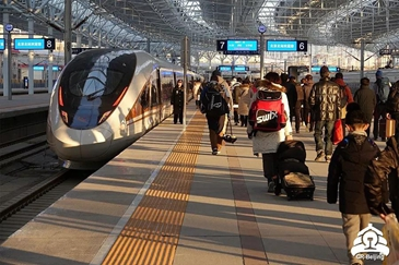 京张高铁等将增开三对列车